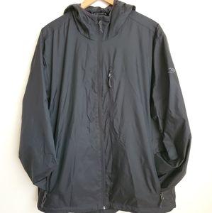 Champion | Windbreaker Zip Up Jacket with Hood